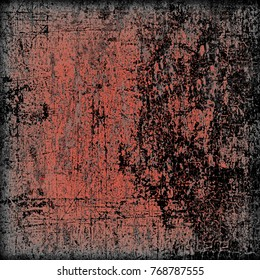 Black and red grunge background
