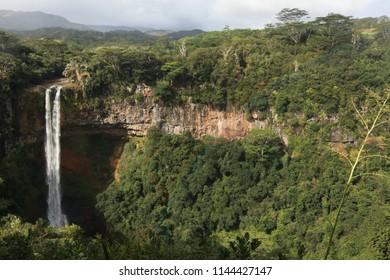 Black River Gorges National Park, Mauritius.