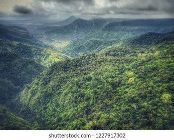 Black River Gorges National Park Viewpoint, Mauritius Island