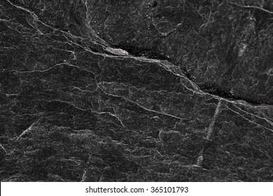 Black rock texture background