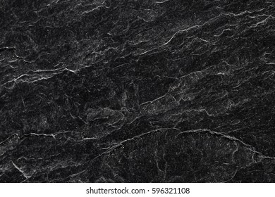 Black rock texture background