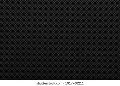 black rubber texture background close up