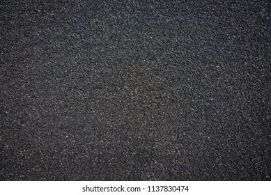 Black sand texture