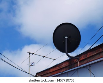 Yagi Antenna Images, Stock Photos & Vectors | Shutterstock