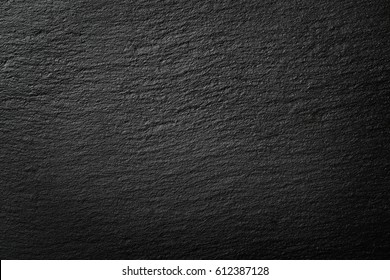 black slate texture with vignetting for backgrounds