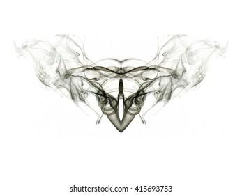 black smoke ovary
