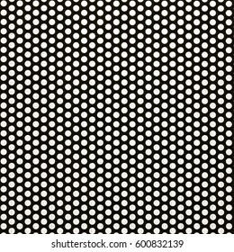 Black steel mesh screen background seamless and texture