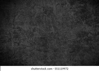 black steel plate texture or old rust scratched metal abstract background