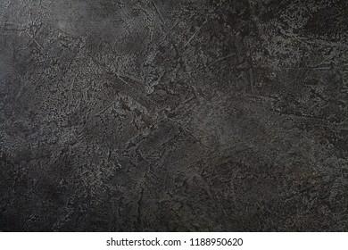 Black stone, blank for design