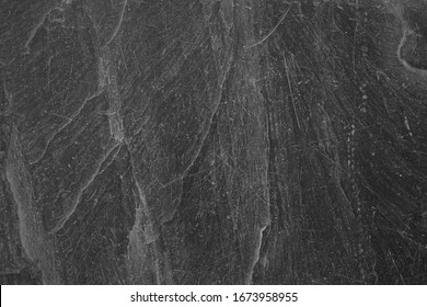 Black stone surface detail texture close up background