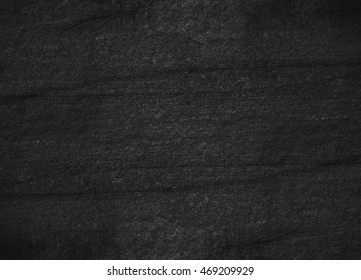 Black stone texture background an abstract nature