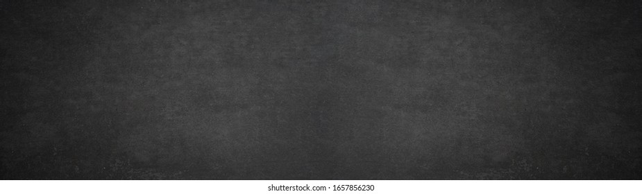 black stone texture background anthracite panorama banner long