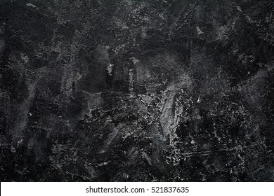 Black stone texture background, horizontal, high resolution
