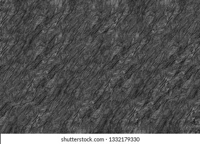 black stone texture for pattern and background.