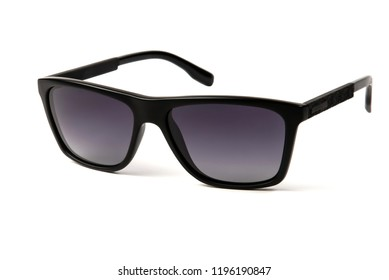 Black sunglasses isolated high quality