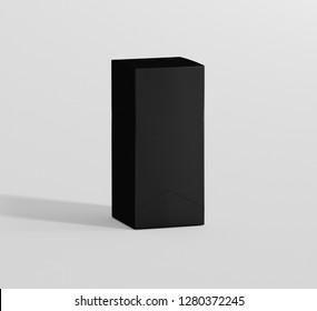 Black Tea Dispenser box front view