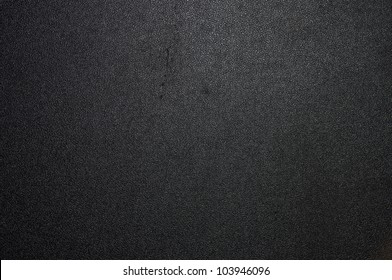 Black texture or background