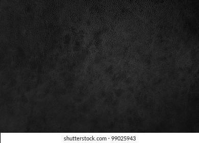black texture leather