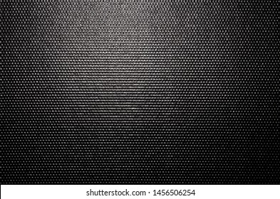 Black textured rubberized anti-slip texture.Black background of rubber textured coating.