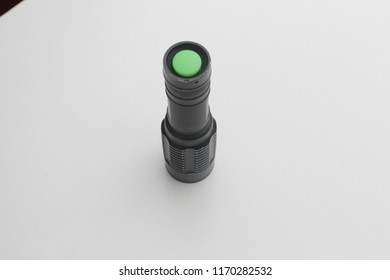 black torchlight for hiking and emergency black out situation