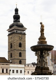 The Black Tower (Cerna Vez)  is the dominant of the town. It stands near the Square of King Premysl Ottakar II in the surroundings of the St. Nicholas' Church. It was built between 1549 - 1578.