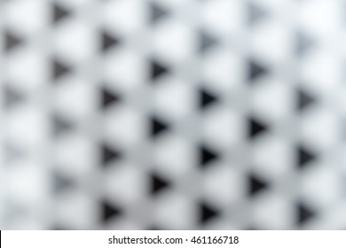 black triangle background, blurred background & textured, black and white background