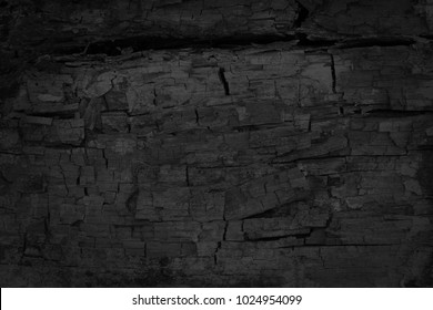 black uneven background with charcoal texture