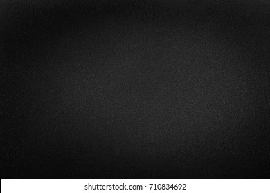 Black wall background.