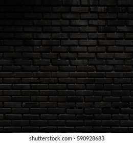 black wall dark texture background