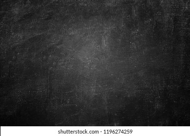 black wall and texture background banner, blank dark gradient studio room or chalkboard, can be presented product