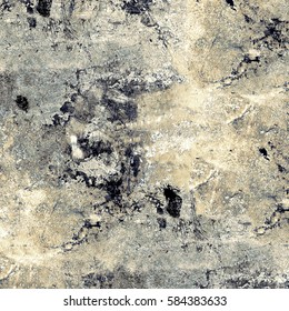 Black and white abstract grunge texture