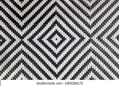 Black & White bamboo texture background