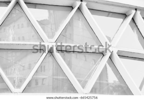 black and white city architecture