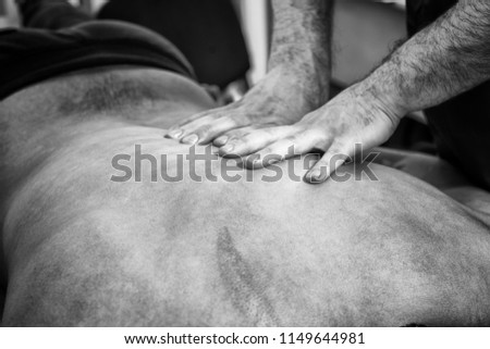 Gay massage rub