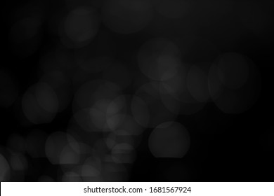 Black and white  color water dot background from dot pattern