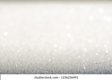 black and white glitter texture abstract background.