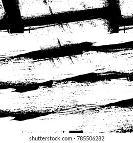 Black white grunge pattern. Dust texture background