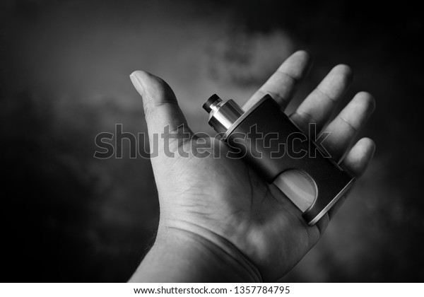Black White Monochrome Shot High End Stock Photo (Edit Now