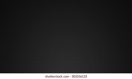 Black and white pattern design in a background