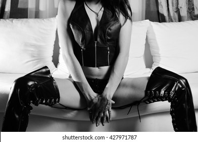 sexy Straddle