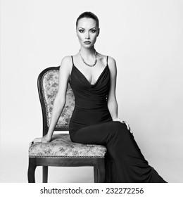 A classy woman