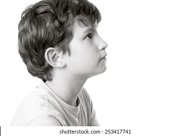 little boy profile images stock photos vectors shutterstock