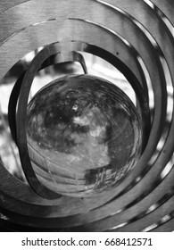 Black & White reflection