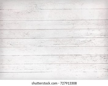 Black and white texture of blank wooden planks