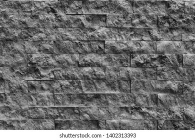 black and white tone walls of houses are popular in Japan. Can be heat and cold insulation, temperature control, home. as background interior decoration concept with copy space.