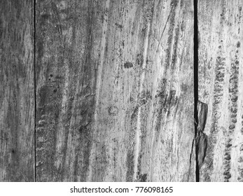 Black and White Vintage Wood Texture