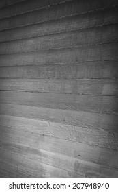 Black and White Wood Siding Background