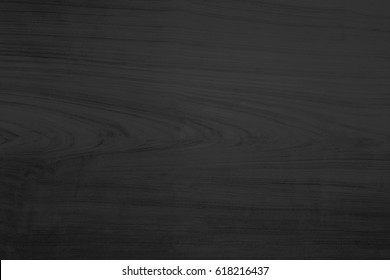 black wood background texture. Blank for design