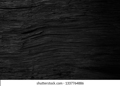 Black wood background wooden gray pattern old wall top nature, weathered abstract plank