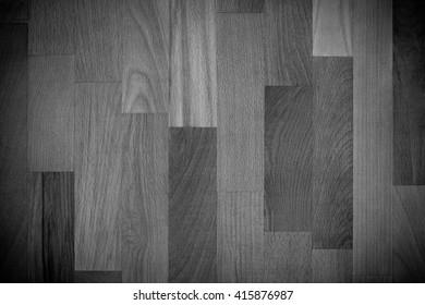 Black Wood Desk Background